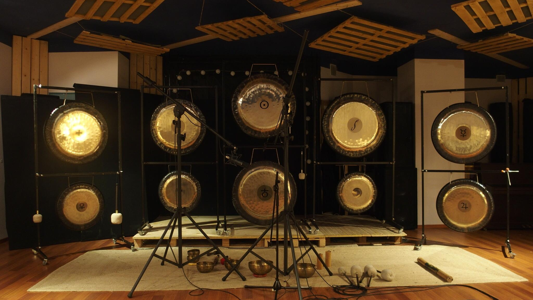 florence gongs