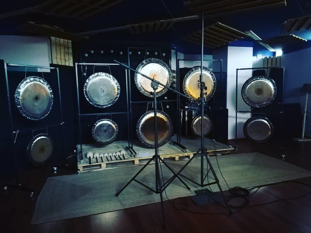 GONGS RECORDING