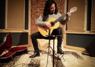Alessandro Bianchi Recording
