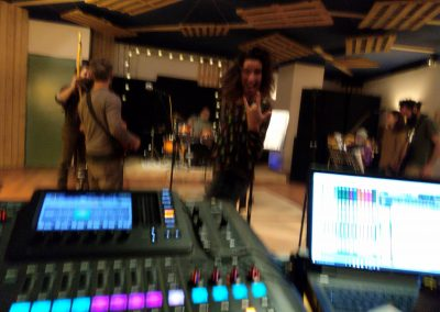 Foholento Recording