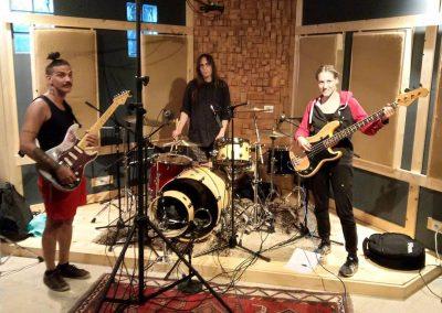 Trio Kaos Recording