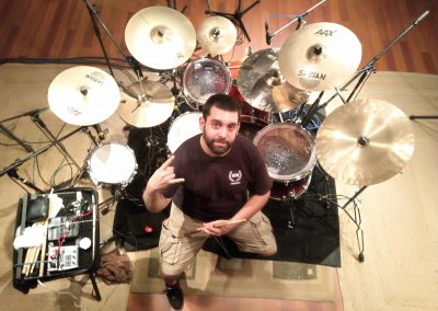 Ivanoska Drum Recording