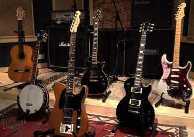 Ivanoska Guitar Recording