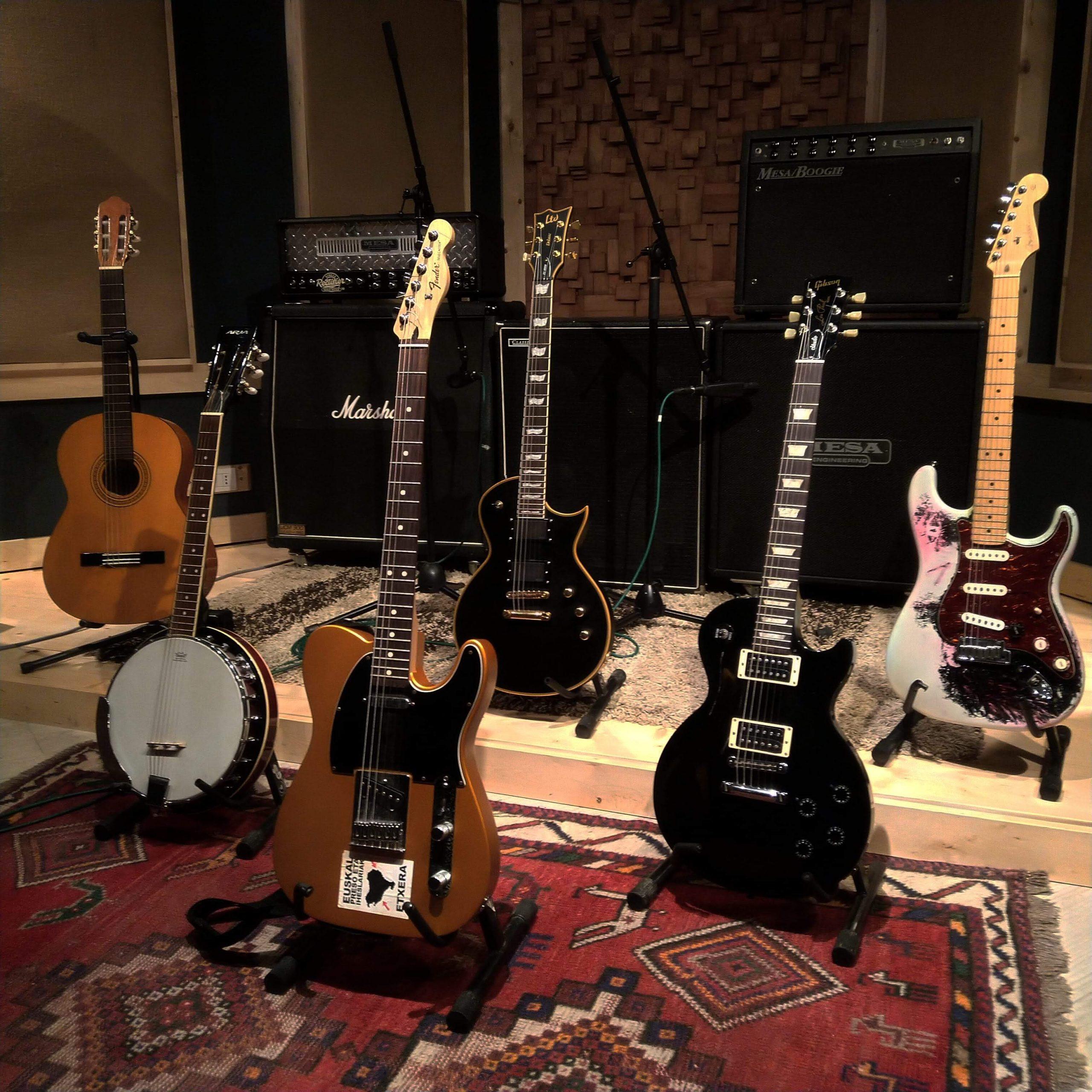 Ivanoska Guitars